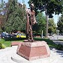 The Mohandas K. Ghandi Memorial