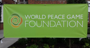 World Peace Game Foundation banner