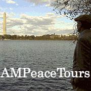 AMPeaceTours Logo