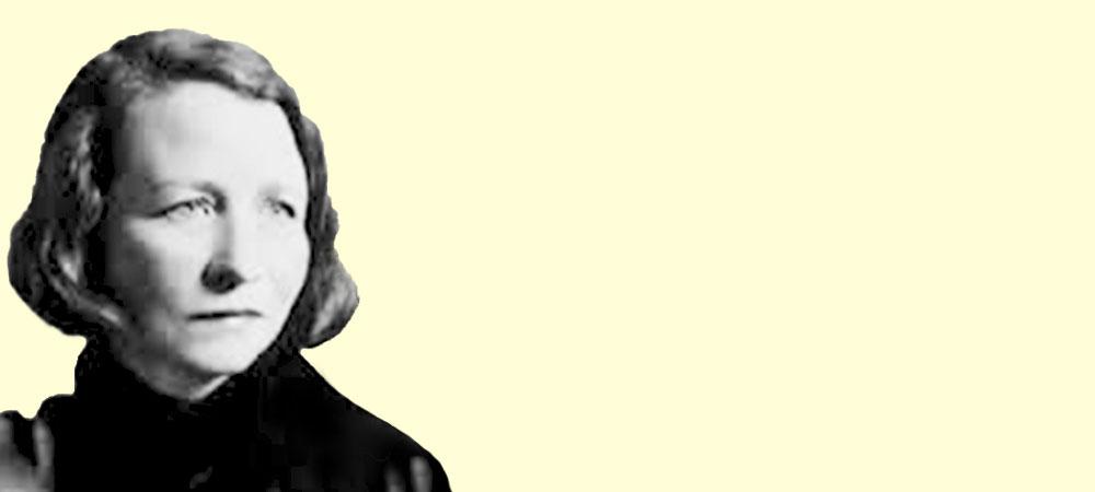 Image of Edna St. Vincent Millay