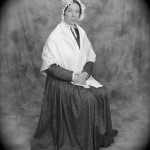 Kim Hanley as Lucretia Mott