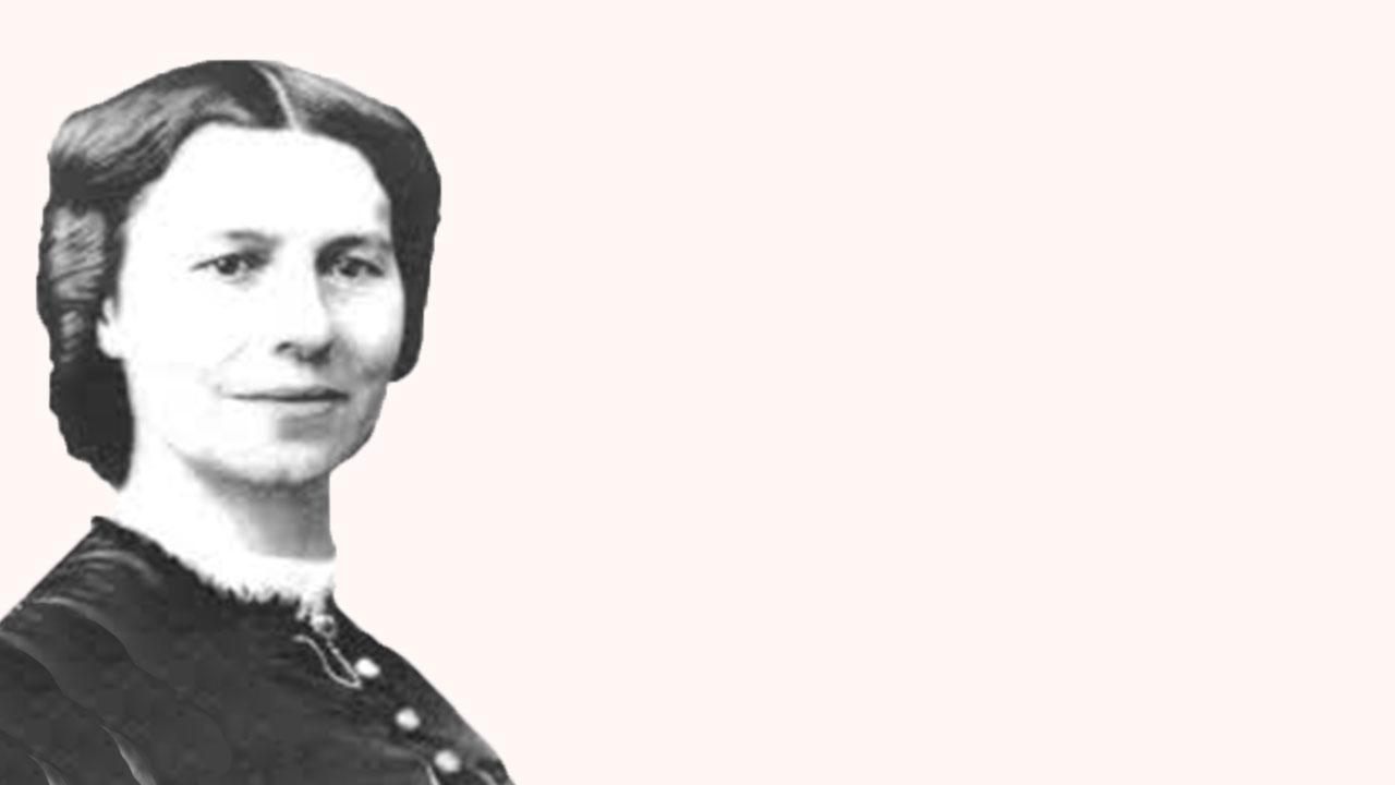 Clara Barton (1821 - 1912)